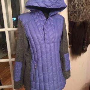 Calvin Klein duck down pullover sweater  size L